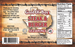 Steak & Burger Seasoning Label