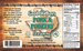 Pork and Poultry Seasoning Label
